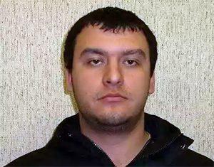 Участник банды Дмитрий Демченко