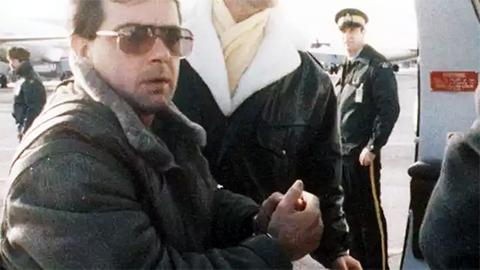 Арест Рэйнальда Дежардена