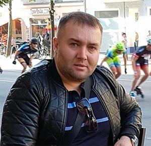 Криминальный авторитет Хамзат Гастамиров