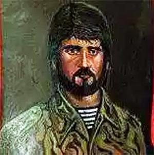 Портрет Лангари Лангариева