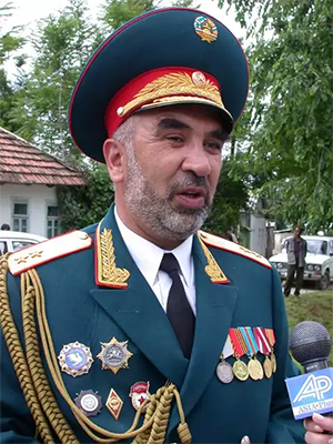 Гаффор Мирзоев