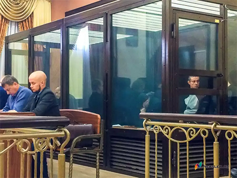 Суд над ОПГ Прокоповские