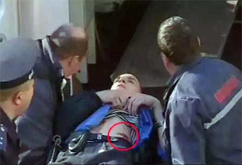 Киллер знал куда стрелять. У Макса Бешеного не было ни единого шанса на выживание