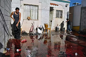 В Мексике наркокартели устроили показательные убийства