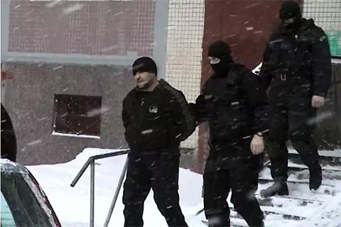 Арест Абдыева