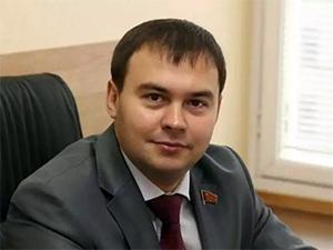 Депутат Госдумы Юрий Афонин