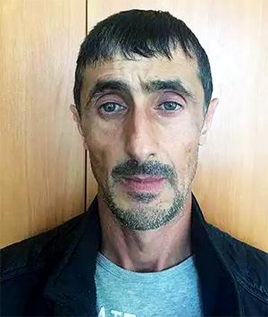 Киллер ореховских Беслан Асакаев