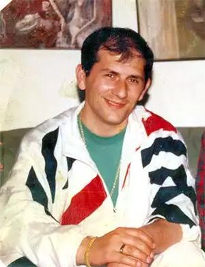 Вор в законе Гоча Биркадзе - Гоча Цагареишвили