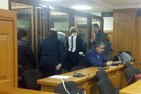 Суд над ОПГ «Телестудия»