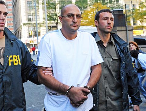 Криминальный авторитет Роберт Терджанян, арест в США
