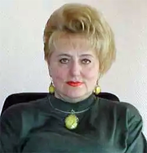 Бывший прокурор Галина Сурженко