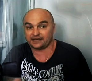 Криминальный авторитет Виктор Журавлев