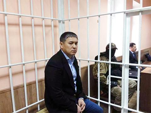 Камчыбек Кольбаев - Коля Киргиз