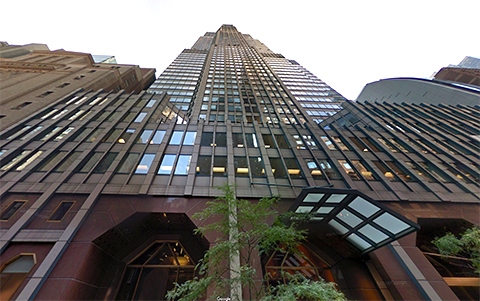 Апартаменты на Манхэттене