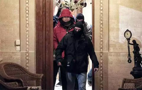 Арест Александра Романова в Испании