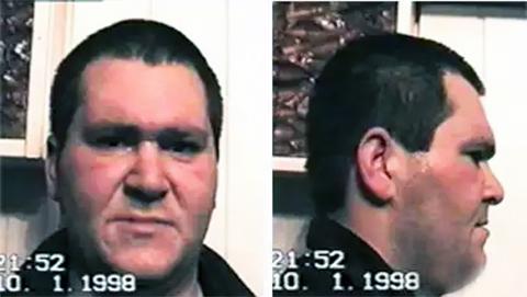 Армен Арутюнян - задержание в 1998 году