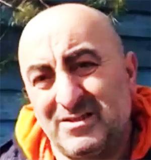 Вор в законе Тамаз Гоголадзе - Чермен
