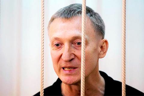 Бывший глава кемеровского управления СКР Сергей Калинкин