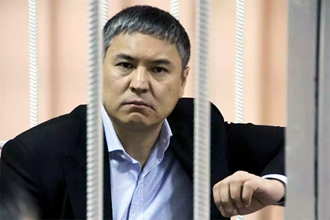 Вор в законе Коля Киргиз переведен в колонию №47