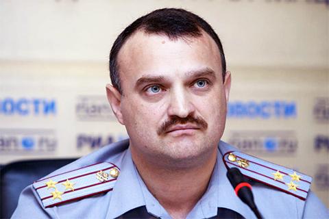 Николай Криволапов
