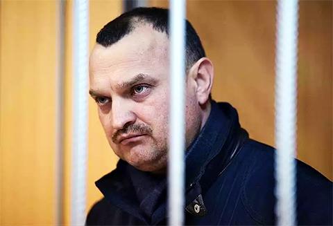 Николай Криволапов в суде