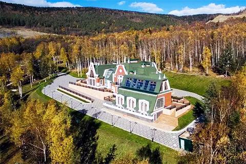 Резиденция Хорошавина