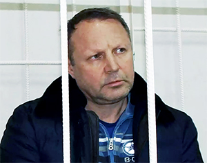 Вор в законе Юрий Пичугин (Пичуга) в суде