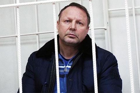 Юрий Пичугин (Пичуга) в суде