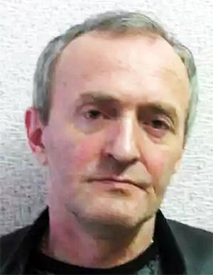 Вор в законе Рауль Гегечкори - Рауль Зугдидский