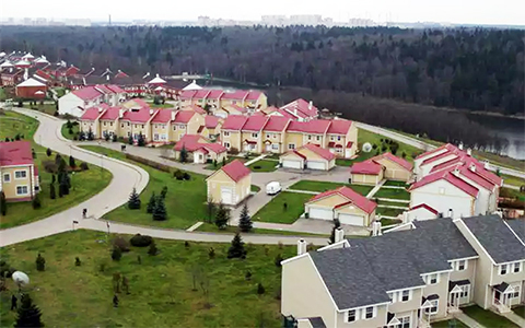 Поселок Росинка пятницкое шоссе