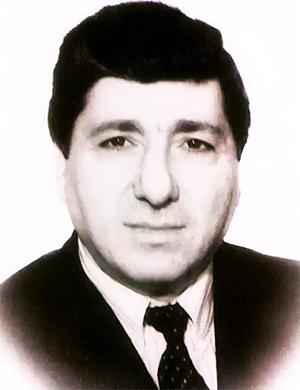 Вор в законе Рудольф Оганов - Рудик Бакинский, Генерал Рудик Бакинский