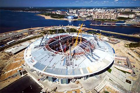 """Строительство """"Зенит-Арены"""" стало многомиллионной кормушкой для предприимчивых людей, вовлеченных в этот проект"""