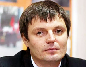 Депутат и бизнесмен Михаил Родионов