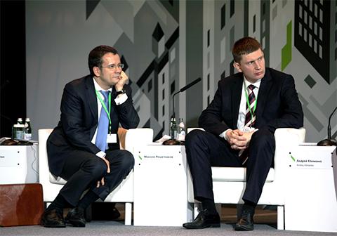 Слева: Кирилл Никитин и Максим Решетников