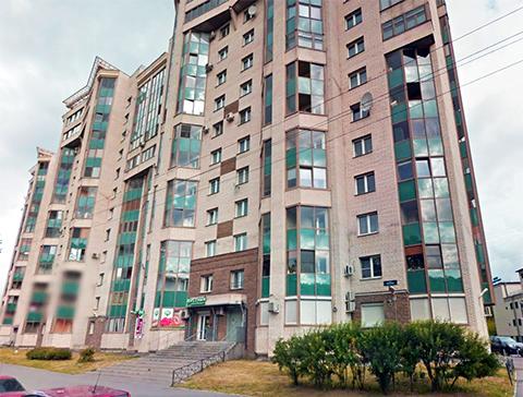 Дом на улице Шелгунова
