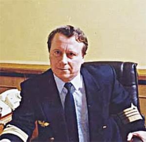 Николай Григорьевич Смирнов