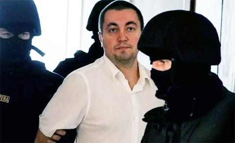 Арест Вячеслава Платона