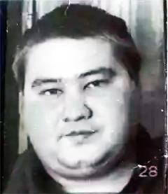 Член банды Вячеславу Дугушкин