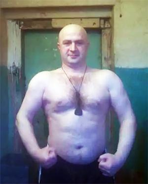Вор в законе Тенгиз Луарсабишвили - Тенго Руставский