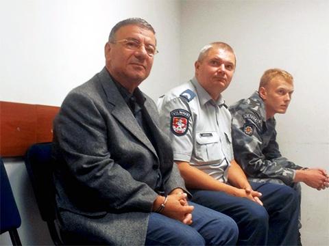 Вор в законе Гиви Горделадзе - Гиви Тбилисский