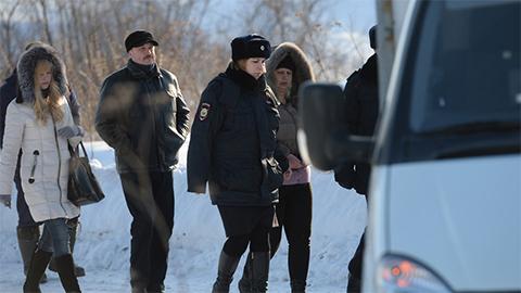 Арест Светланы Степанько