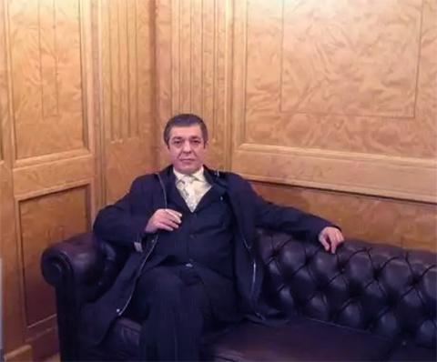 Вор в законе Камо Сафарян - Камо Горьковский