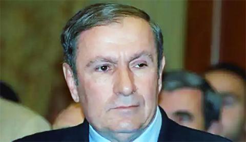 Первый президент Армении Левон Тер-Петросян