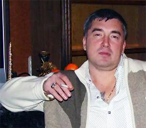 Вор в законе Олег Рогачев - Рогаченок