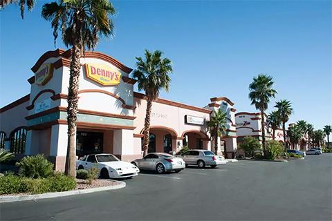 Торговый центр Craig Valley Plaza в Лас-Вегасе