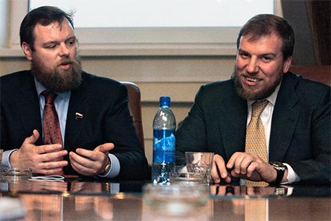 Алексей и Дмитрий Ананьевы