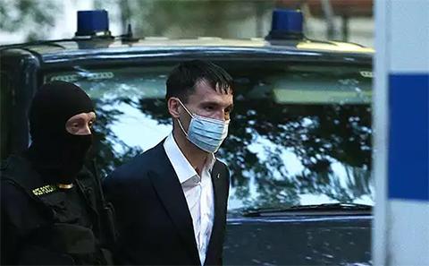 Арест Андрея Пушкарева