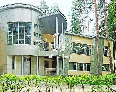 Недвижимость жены Федотова в Подмосковье