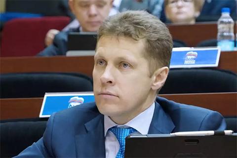 Евгений Новоселов