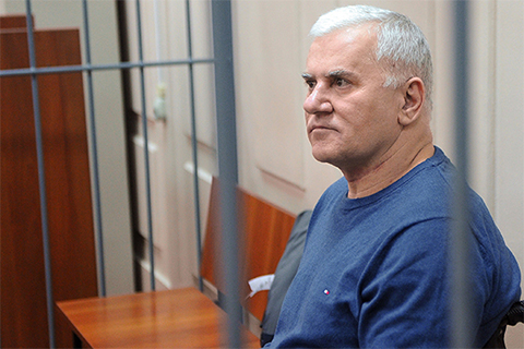Саид Амиров на суде